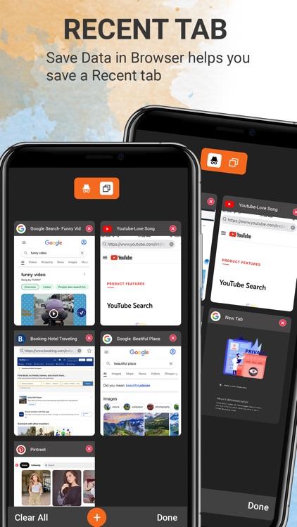 U Browser - Browser Pro screenshot-3