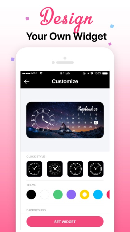 Widget Custom screenshot-3