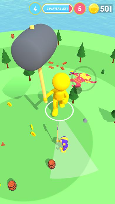 Smashers .io screenshot 4