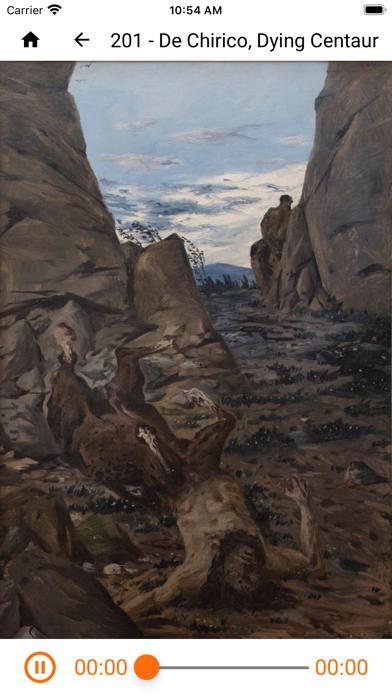 Chirico. Metaphysical painting screenshot 4