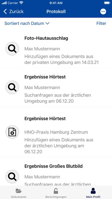 ePA BKK Achenbach BuschhüttenScreenshot von 8