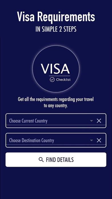 Visa CheckList, Travel Guideのおすすめ画像2