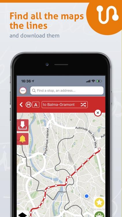 Tisséo: Metro, Tram, Bus screenshot-4