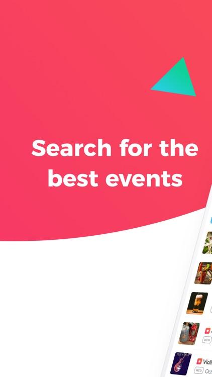 UNATION - Find Events Near You screenshot-3