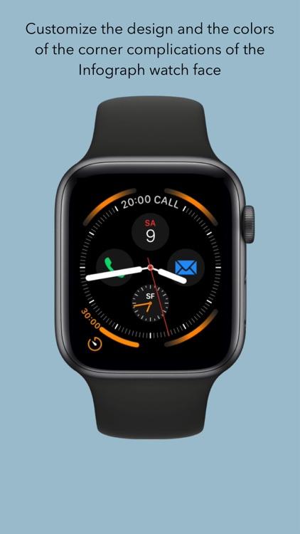 Bezels - personal watch faces screenshot-0