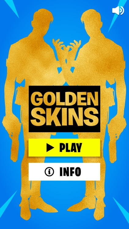 Golden Skins For Fortnite
