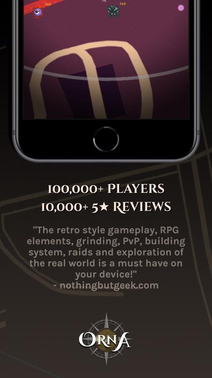Orna: Turn based GPS RPG screenshot-6