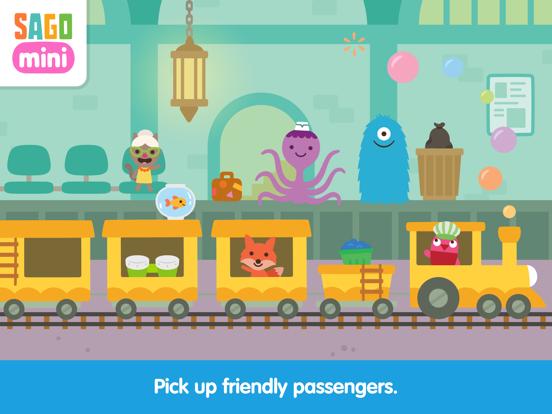 Sago Mini Train Adventure screenshot 10
