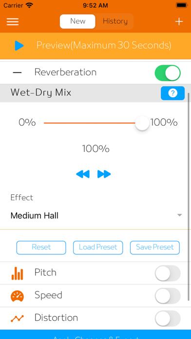 BoMix - Sound Effect for Audio screenshot 4