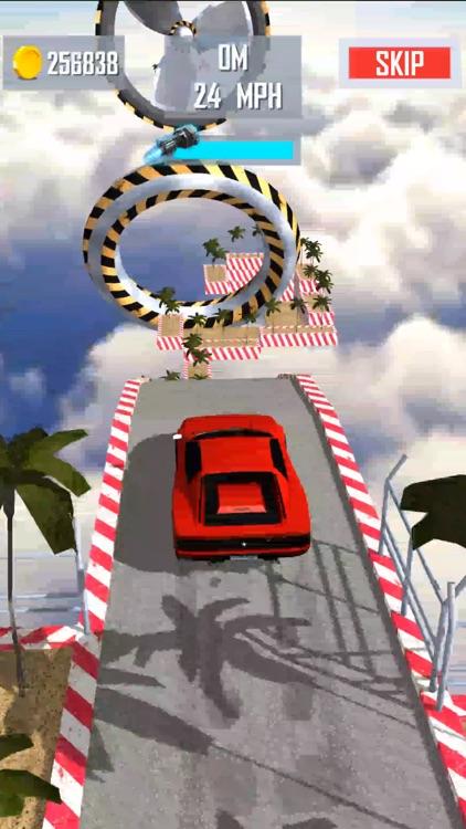 Mega Ramp Car Jumping screenshot-6