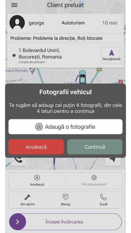 AutoLift Sofer - Tractare auto screenshot-5
