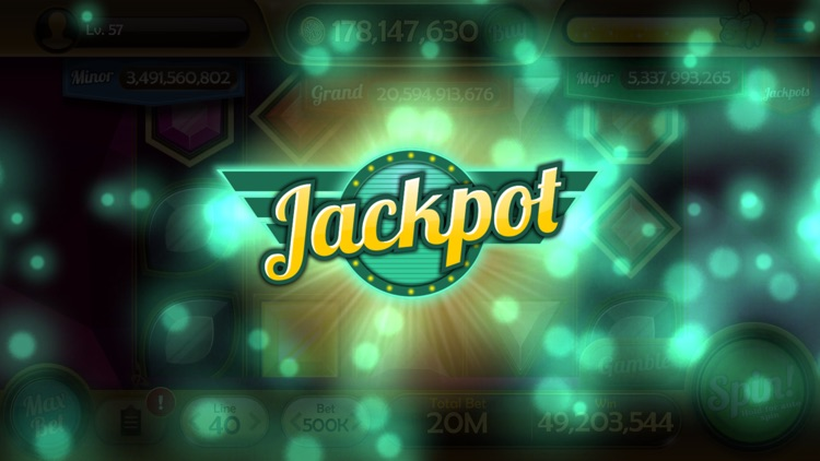 Rocket Slot - Casino Slot Game