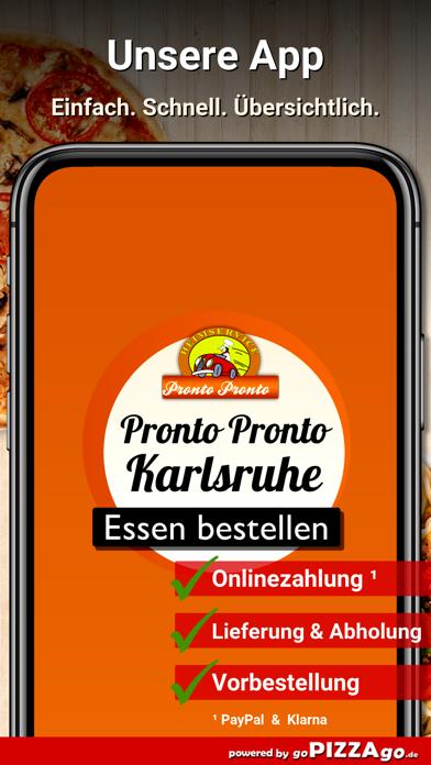 Pronto Pronto Karlsruhe screenshot 1