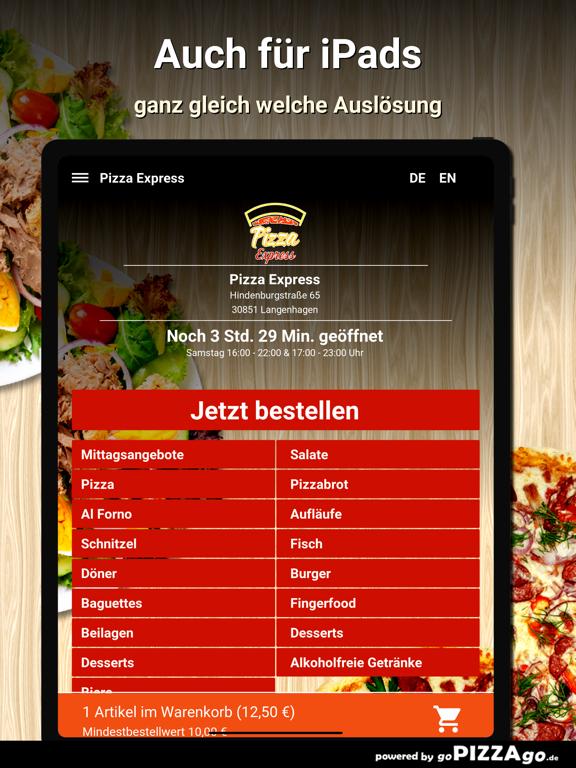 Pizza Express Langenhagen screenshot 7