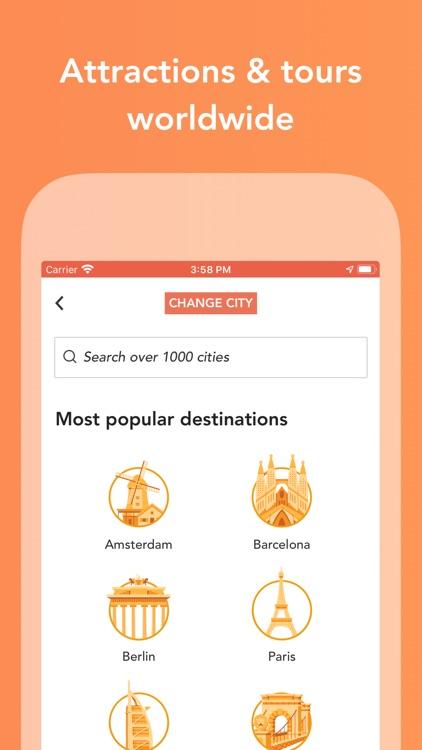 Musement - Travel Activities screenshot-3