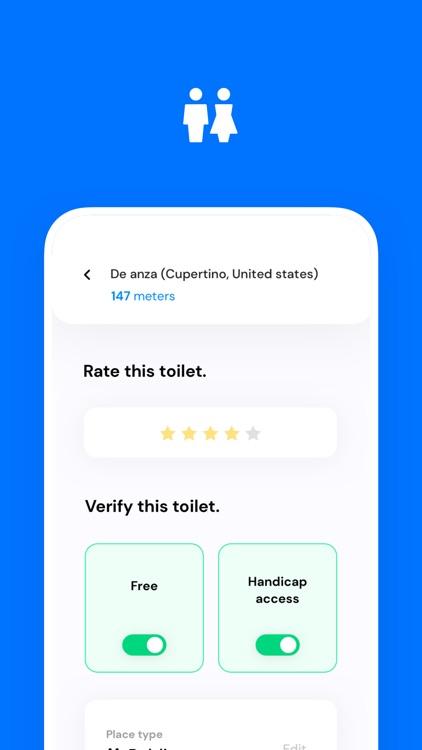 Toilet Finder screenshot-4