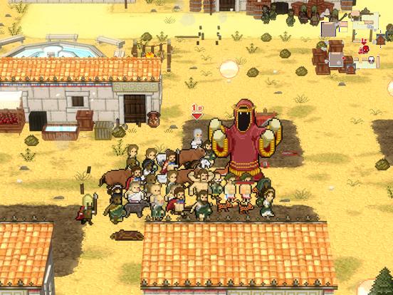 Okhlos: Sigma screenshot 10