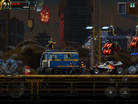 Huntdown screenshot 7