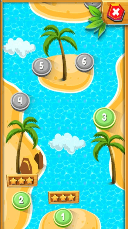 Tropical Bubble Shooter