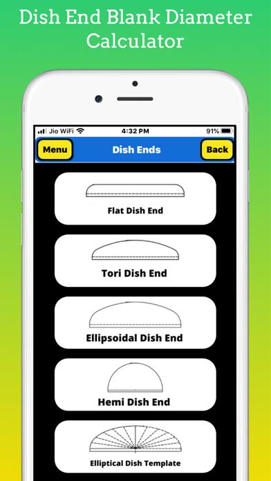 Fabrication Calculator screenshot 3