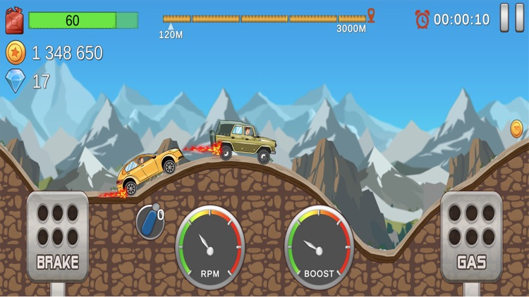 Drive Hill Car screenshot-5