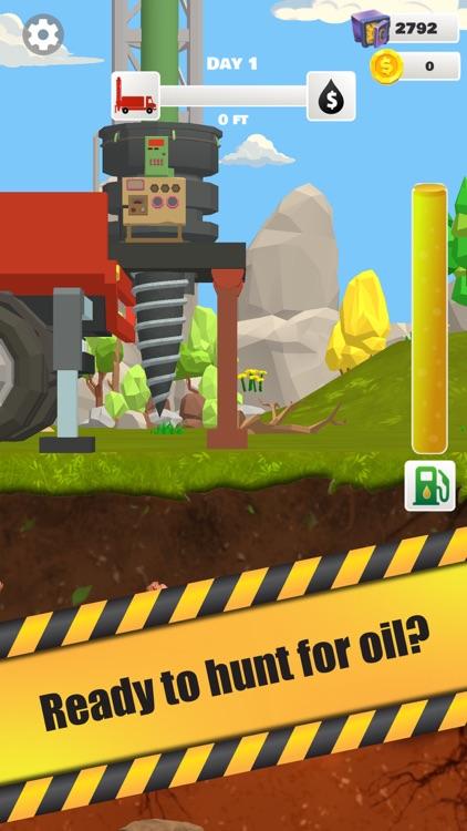 Oil Well Drilling screenshot-0
