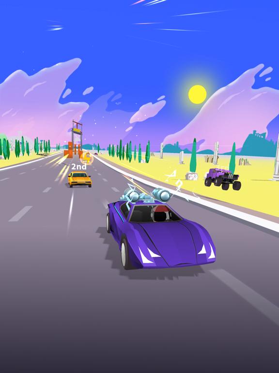 Timeshift Race screenshot 10