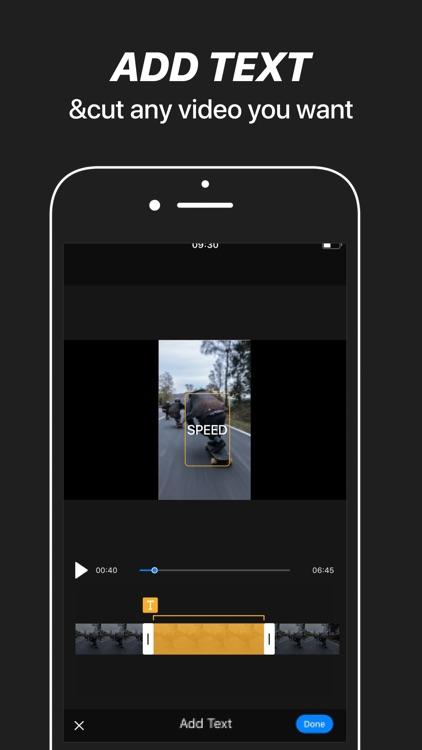 Video Speed: Fast, slow motion screenshot-3