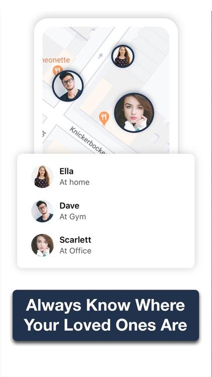 Phone · Location Tracker
