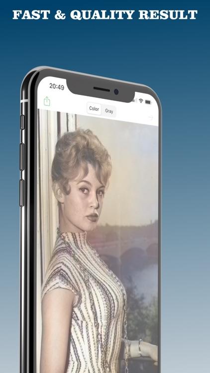 Colorize - Improve Old Photos screenshot-5