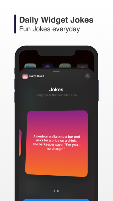 Daily Jokes + Widget screenshot 4