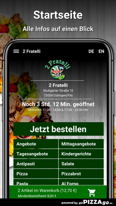 2 Fratelli Eislingen/Fils screenshot 2