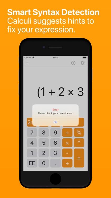 Calculi screenshot-3