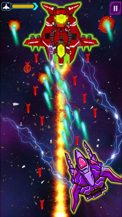 Alien Galaxy Space Attack