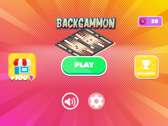 Arcade Backgammon screenshot 5