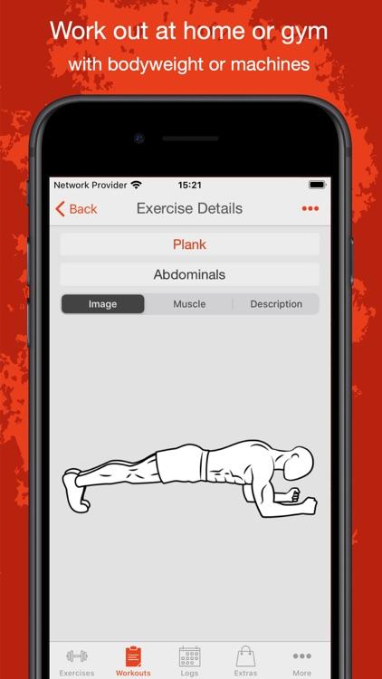 Fitness Point: Home & Gym screenshot-0