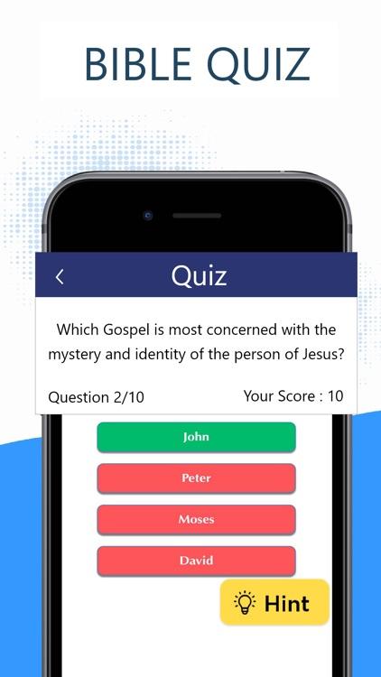 KJV Bible Pro (Red Letter) screenshot-7