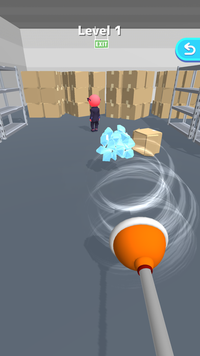 Vacuum Throw screenshot 2