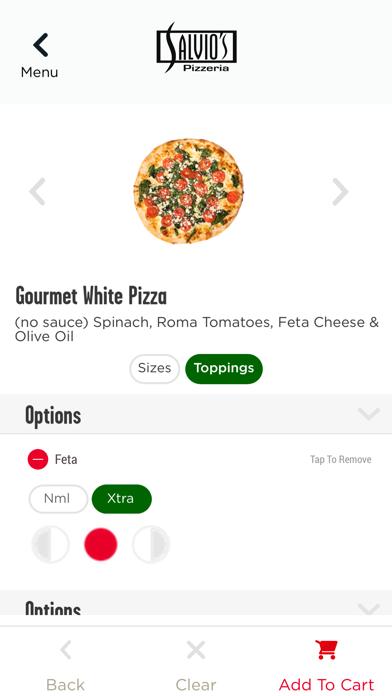Salvio's PizzaScreenshot of 4