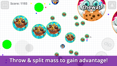 Agar.io wiki review and how to guide