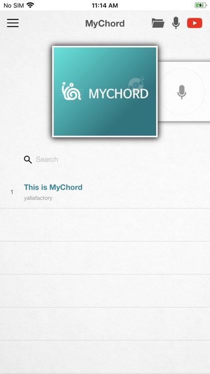 MyChord - Music Chord Finder screenshot-5