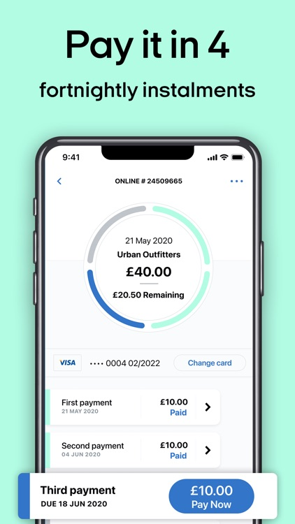 Clearpay - Buy now. Pay later.