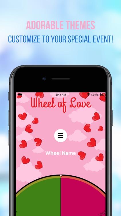 Wheel of What? Decision Wheel screenshot-4