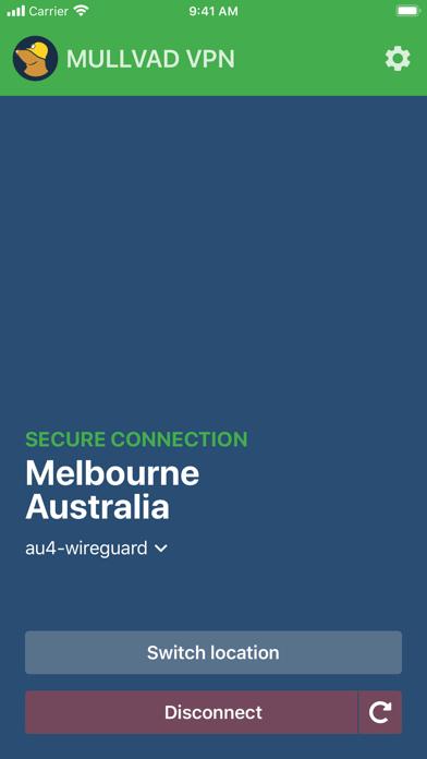 Mullvad VPNのおすすめ画像1
