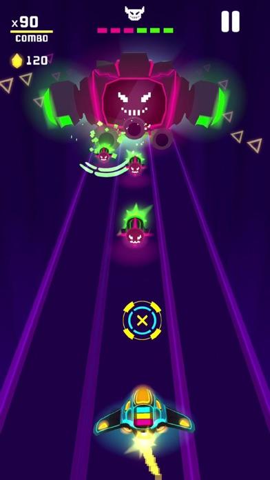 Rocket Hero EDM screenshot 3