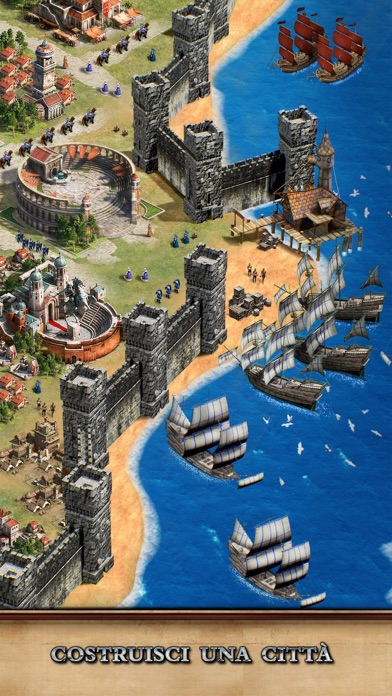 Screenshot of Rise of Empires: Fire and War5