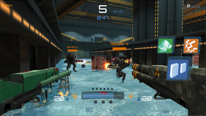Screenshot from Void of Heroes