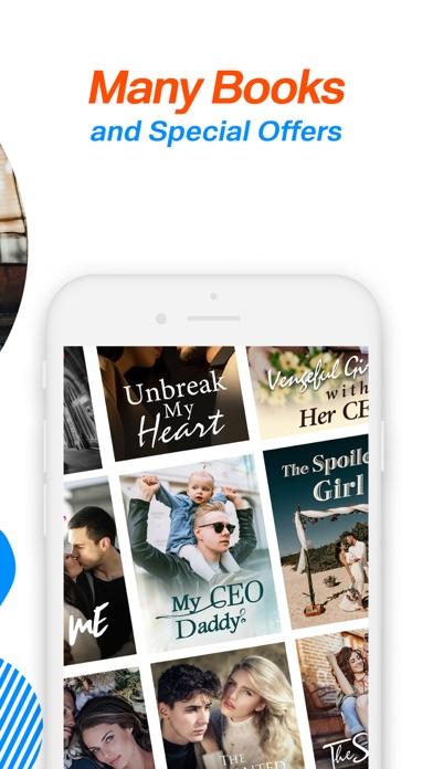 MoboReader: eBooks & Webnovels Screenshot