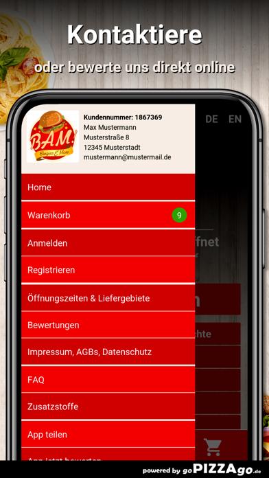 Bam Burgers Stuttgart Wangen screenshot 3