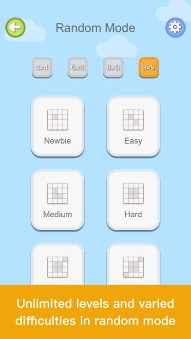 Cat King Sudoku screenshot 2